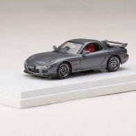 Hobby-Japan-Mazda-RX-7-FD3S-Spirit-R-Type-A-Titanium-Gray-Metallic-001