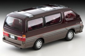 Tomica-Limited-Vintage-Neo-Toyota-Hiace-Super-Custom-rouge-fonce-marron-004