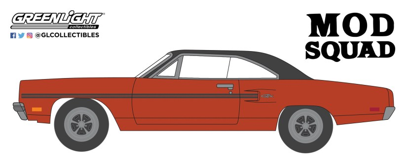 GreenLight-Collectibles-Hollywood-29-1970-Plymouth-GTX-The-Mod-Squad
