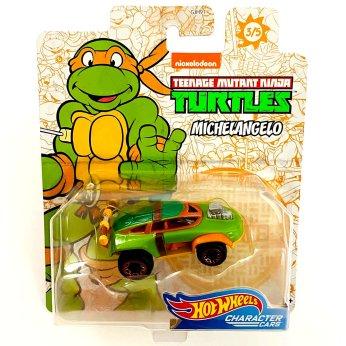 Hot-Wheels-Teenage-Mutant-Ninja-Turtles-Michelangelo