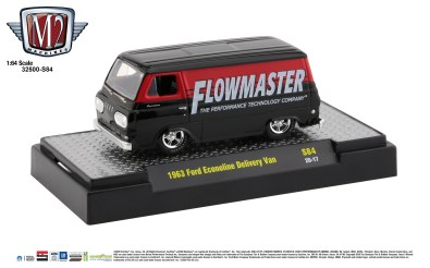 M2-Machines-O-Reilly-Autoparts-1963-Ford-Econoline-Delivery-Van-Flowmaster