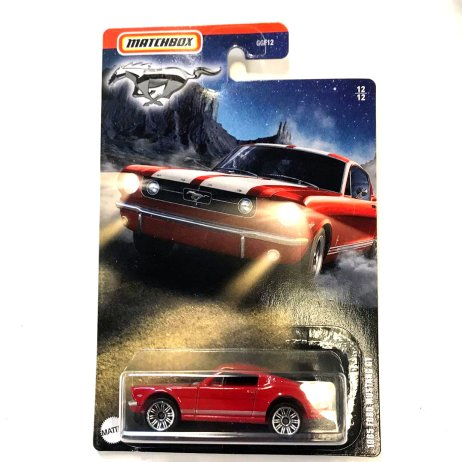 Matchbox-Ford-Mustang-collection-2-1965-Ford-Mustang-GT