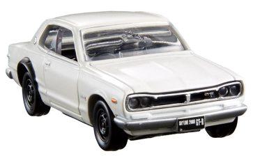 Tomica-Premium-Nissan-Skyline-GT-R-KPGC10-blanc-001
