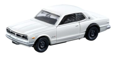 Tomica-Premium-Nissan-Skyline-GT-R-KPGC10-blanc-002