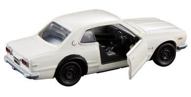 Tomica-Premium-Nissan-Skyline-GT-R-KPGC10-blanc-004