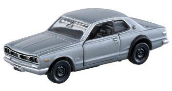 Tomica-Premium-Nissan-Skyline-GT-R-KPGC10-gris-002
