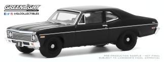 GreenLight-Collectibles-Black-Bandit-23-1968-Chevrolet-Nova