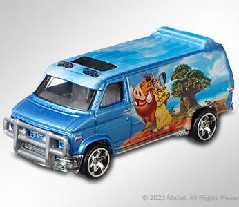 Hot-Wheels-Pop-Culture-Mix-2-Disney-Classics-Custom-GMC-Panel-Van-The-Lion-King-002