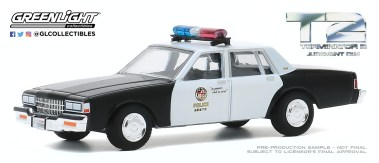 GreenLight-Collectibles-Hollywood-29-1987-Chevrolet-Caprice-Metropolitan-Police-Terminator-2
