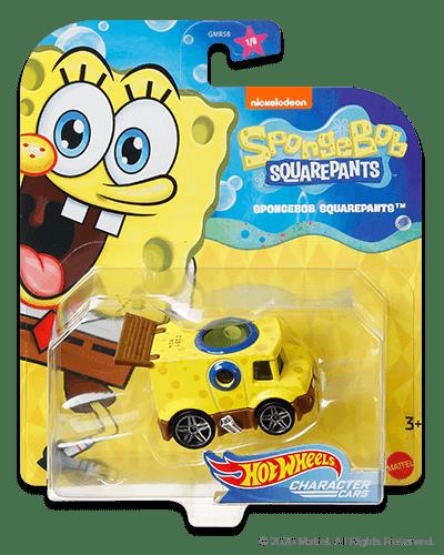 Hot-Wheels-2020-SpongeBob-SquarePants-SpongeBob