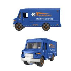 Matchbox-Frontline-Heroes-bundle-Express-Delivery-Truck