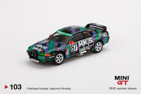 Mini-GT-Nissan-Skyline-GT-R-R32-Gr-A-87-HKS-1993-Japan-Touring-car-Championship-001