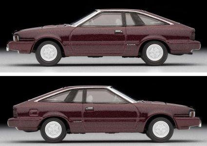 Tomica-Limited-Vintage-Neo-Nissan-Silvia-Hatchback-Turbo-ZSE-marron-004