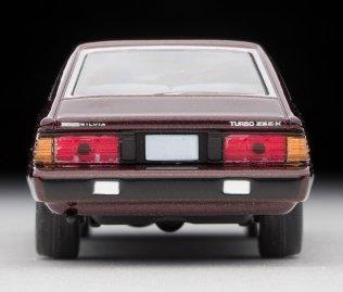 Tomica-Limited-Vintage-Neo-Nissan-Silvia-Hatchback-Turbo-ZSE-marron-006