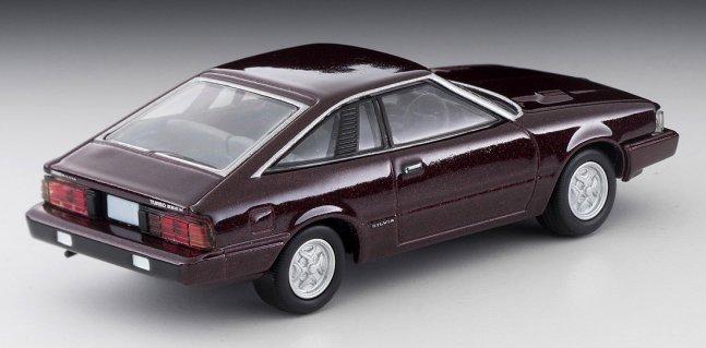 Tomica-Limited-Vintage-Neo-Nissan-Silvia-Hatchback-Turbo-ZSE-marron-009