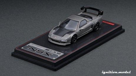 Ignition-Model-Honda-NSX-NA1-Titanium-Gray-002