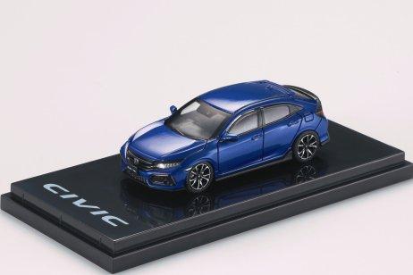 Hobby-Japan-Honda-Civic-Hatchback-FK7-Blue