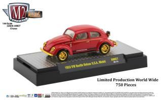 M2-Machines-Auto-Mods-1953-VW-Beetle-Deluxe-USA-Model-Chase