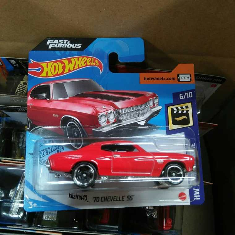 Hot-Wheels-Mainline-2020-70-Chevelle-SS-Fast-And-Furious-001