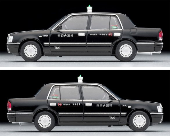 Tomica-Limited-Vintage-Neo-Toyota-Crown-Sedan-Tokyo-Musen-Taxi-Black-009