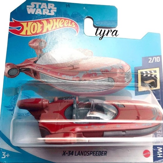 Hot-Wheels-Mainline-2021-Star-Wars-X-34-Landspeeder-001