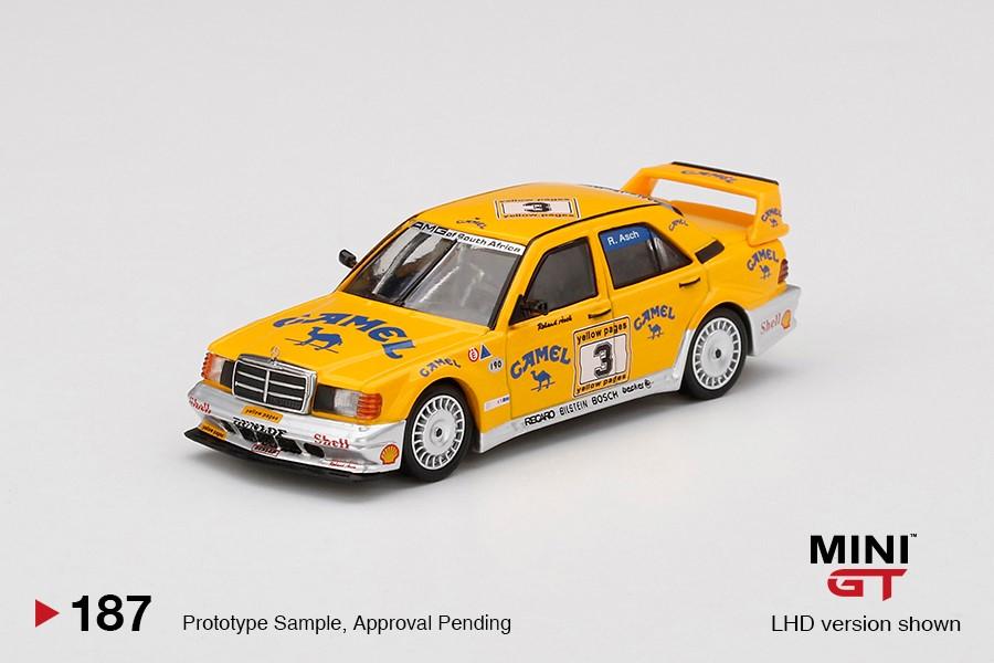 Mini-GT-Mercedes-Benz-190E-2-5-16-Evolution-II-Camel-001