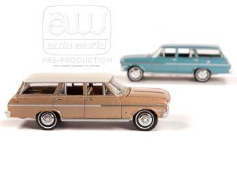 Auto-World-Chevy-II-Nova-400 Station-Wagon-002
