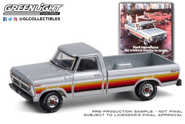 GreenLight-Collectibles-Vintage-Ad-Cars-4-1977-Ford-F-150