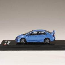 Hobby-Japan-Minicar-Project-Honda-Civic-Type-R-FD2-Vivid-Blue-Pearl-003
