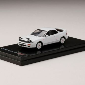 Hobby-Japan-Minicar-Project-Toyota-Celica-GT-Four-RC-ST185-Customized-Version-Dish-Wheel-Super-White-II-001