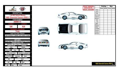 M2-Machines-Auto-Haulers-release-41-1970-Chevy-C60-1985-Chevy-Camaro-IROC-Z-002