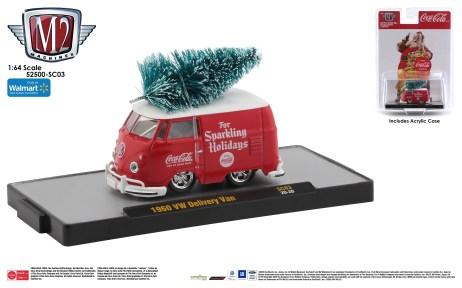 M2-Machines-Coca-Cola-Series-PB-02-1960-VW-Delivery-Van
