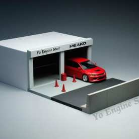 Peako64-x-YES-Diecast-Collection-Mitsubishi-Lancer-Evolution-IX-red-001