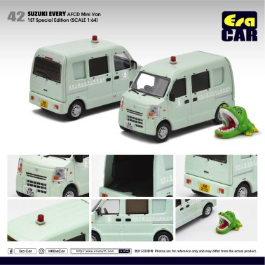 Era-Car-Suzuki-Every-HK-AFCD-Mini-1st-Special-edition