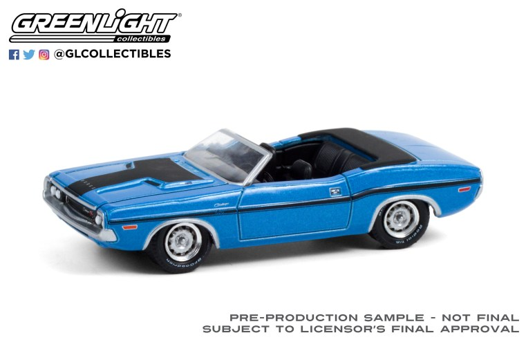 GreenLight-Collectibles-GL-Muscle-24-1970-Dodge-Challenger-Convertible