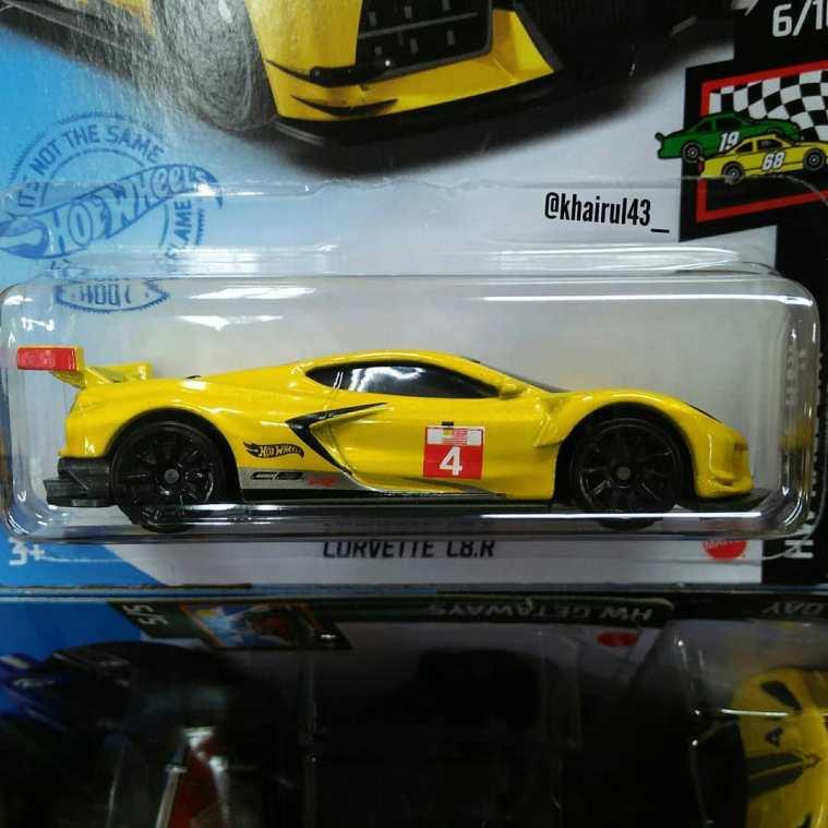 Hot-Wheels-Mainline-2021-Chevrolet-Corvette-C8-R-002