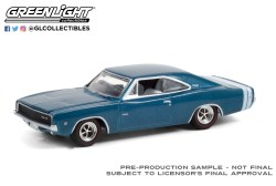 GreenLight-Collectibles-Anniversay-Collection-12-1968-Dodge-HEMI-Charger-RT
