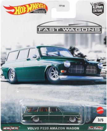 Hot-Wheels-Car-Culture-Fast-Wagon-Volvo-P220-Amazon-Estate