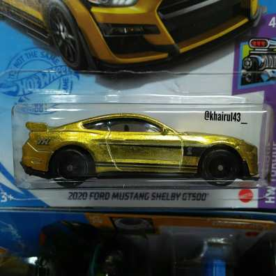 Hot-Wheels-Mainline-2021-2020-Ford-Mustang-Shelby-GT500-Super-Treasure-Hunt-002