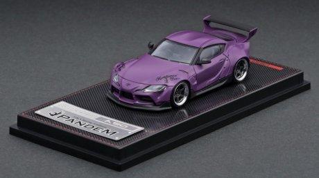 Ignition-Model-Pandem-Supra-A90-Matte-Purple-02