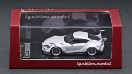 Ignition-Model-Pandem-Supra-A90-Pearl-White-01