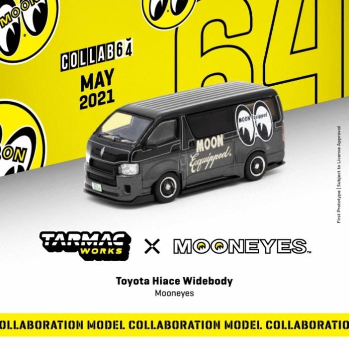 Tarmac-Works-Mai-2021-Toyota-Hiace-Widebody-Mooneyes