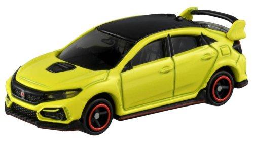 Tomica-Honda-Civic-Type-R-Jaune