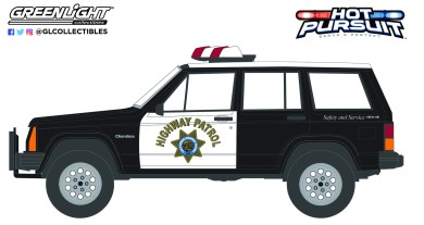 GreenLight-Collectibles-Hot-Pursuit-Series-38-1993-Jeep-Cherokee