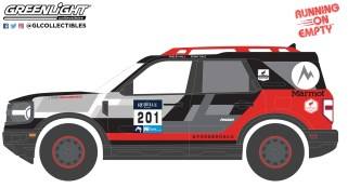GreenLight-Collectibles-Running-on-Empty-Series-13-2021-Ford-Bronco-Sport-20-Rebelle-Rally-Winner-Ford-Performance