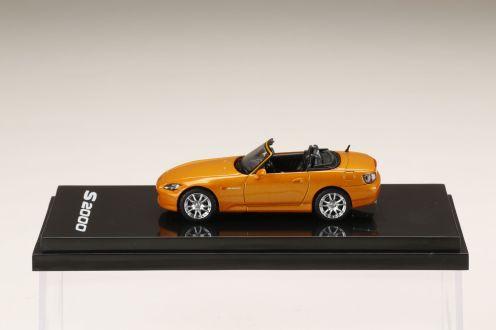 Hobby-Japan-Minicar-Project-Honda-S2000-Orange-Imola-Perle-006