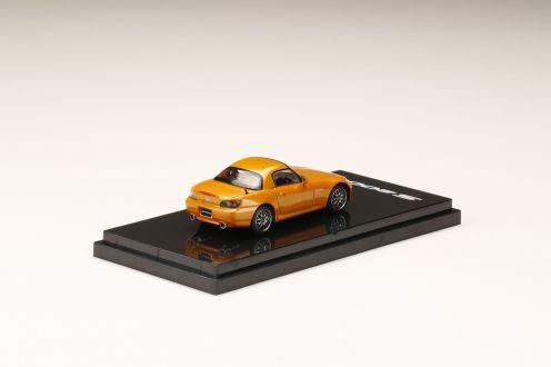 Hobby-Japan-Minicar-Project-Honda-S2000-Orange-Imola-Perle-012
