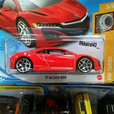 Hot-Wheels-Mainline-2021-17-Acura-NSX-002
