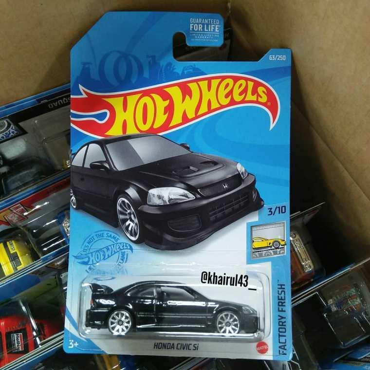 Hot-Wheels-Mainline-2021-Honda-Civic-Si-001