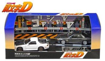 Inter-Allied-Initial-D-Set-Vol-2-RX-7-FC3S-Skyline-GT-R-R32-007